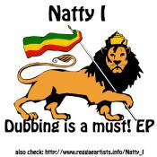 BriaskThumb [cover] Natty I   Dubbing Is A Must EP
